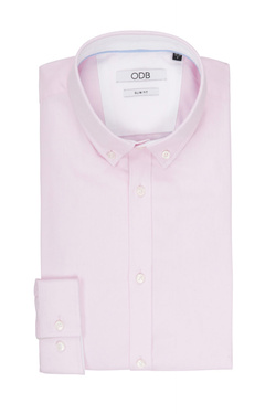 Chemise manches longues ODB 51OD1CV900 Rose