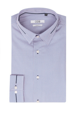 Chemise manches longues ODB 51OD1CV055 Rose