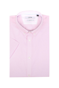 Chemise manches courtes ODB 51OD1CV901 Rose