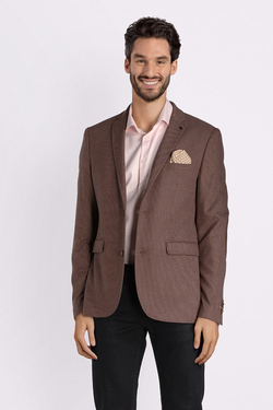 Veste ODB 51OD1VE700 Marron