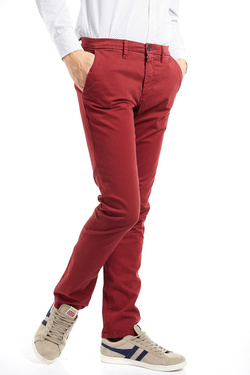 Pantalon ODB 52OD1PS900 Rouge