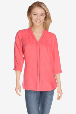Chemise manches longues OLIVIA K 49OK2CH100 Corail