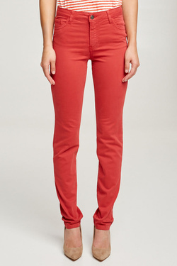 Pantalon OLIVIA K 50OK2PS100 Rouge