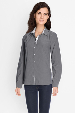 Chemise manches longues OLIVIA K 50OK2CH103 Gris