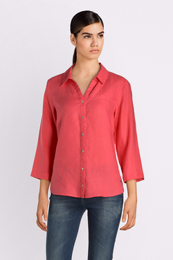Chemise manches longues OLIVIA K 51OK2CH100 Corail