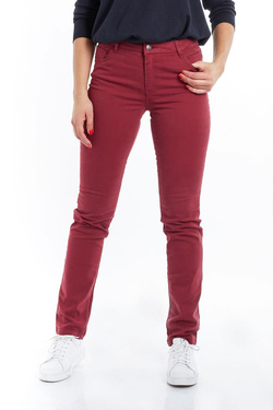 Pantalon OLIVIA K 51OK2PS100 Rouge