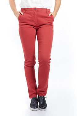 Pantalon OLIVIA K 52OK2PS200 Brique