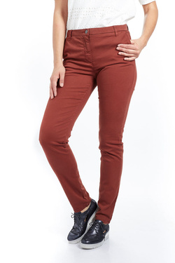 Pantalon OLIVIA K 52OK2PS200 Marron