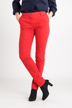 Pantalon OLIVIA K 52OK2PS200 Rouge