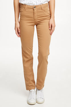 OLIVIA K - Pantalon48OK2PS100Marron clair
