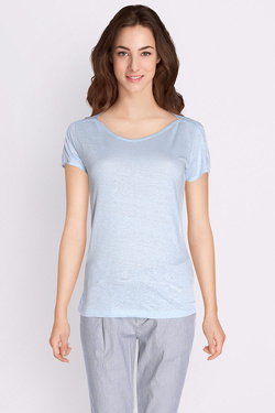 ONE STEP - Tee-shirtFJ10331Bleu ciel