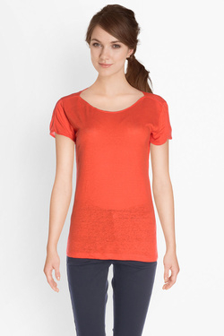 ONE STEP - Tee-shirtFJ10331Orange