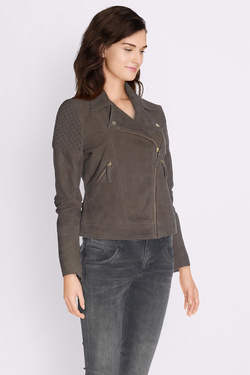 Blouson ONE STEP FK48031 Taupe
