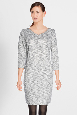 Robe ONE STEP FK30371 ROSARIO Gris