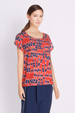 Blouse ONE STEP FL11251 Rouge