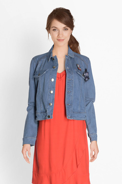 Veste ONE STEP FL41011 Bleu