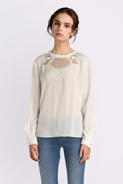 Blouse ONE STEP FM11181 Ecru