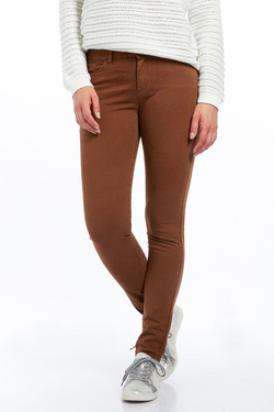 Pantalon ONE STEP FM22031 Marron