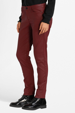 Pantalon ONE STEP FM29011 Rouge