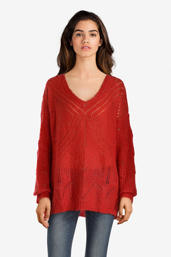 Pull ONE STEP FM18141 Rouge