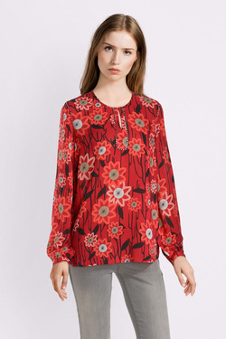 Blouse ONE STEP FN11031 Rouge