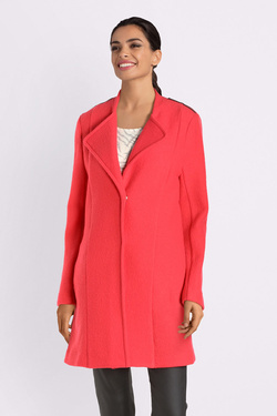 Manteau ONE STEP FP44101 Rouge