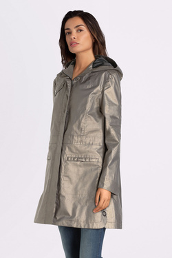 Parka ONE STEP FQ42001 Taupe