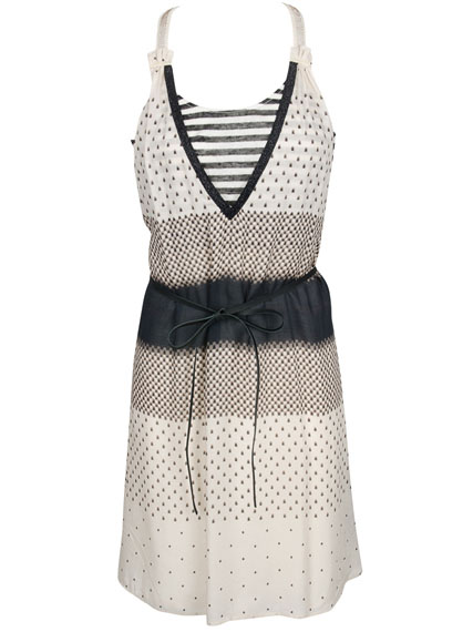 ROBE AVEC LIN ONE STEP