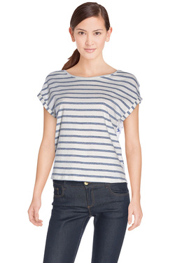 ONE STEP - Tee-shirtFH11331Bleu