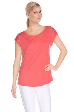 ONE STEP Tee-shirt rose FH10511