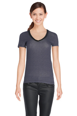 ONE STEP - Tee-shirtFI10141Bleu marine