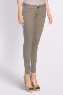 Pantalon ONLY 15130077 Taupe
