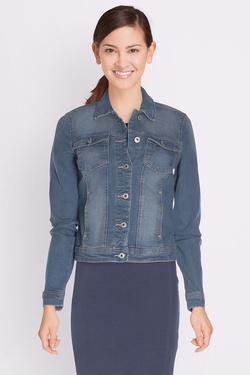 Veste ONLY 15114138 Bleu