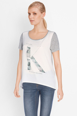 ONLY - Tee-shirt15132534Gris