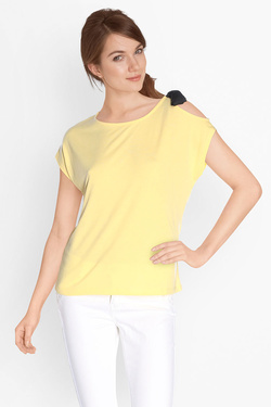 Tee-shirt ONLY 15133977 Jaune