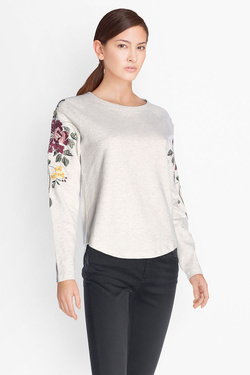 Sweat-shirt ONLY 15142474 ONLDARMA Beige