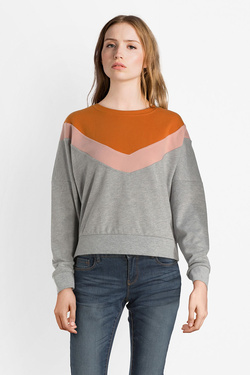 Sweat-shirt ONLY 15161965 ONLGIGI Gris