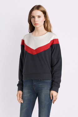 Sweat-shirt ONLY 15161965 ONLGIGI Bleu marine