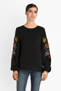 Sweat-shirt ONLY 15162032 ONLANNA Noir