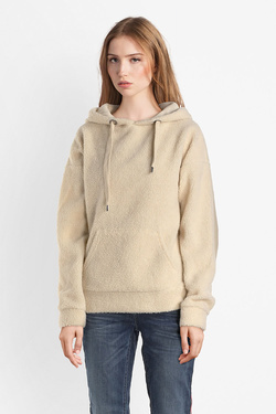 Sweat-shirt ONLY 15162851 ONLKAREN Beige