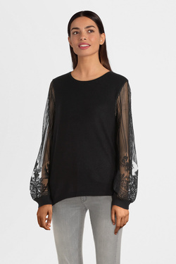 Pull ONLY 15189071 ONLLACEY Noir