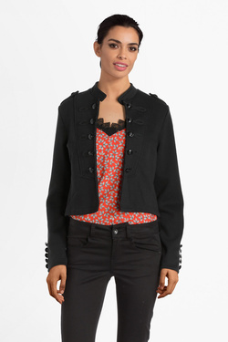 Veste ONLY 15189236 ONLKINSLEY Noir