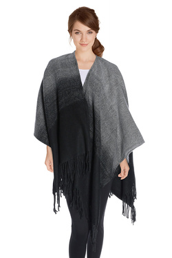 ONLY - Poncho15121908Noir