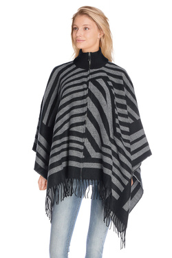 ONLY - Poncho15121859Gris