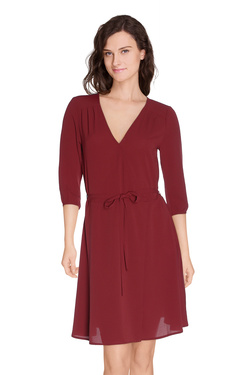 ONLY - Robe15125053Rouge bordeaux