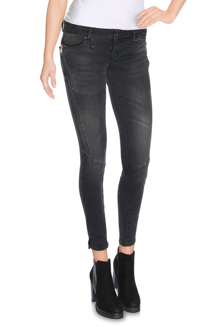 JEAN SLIM 7/8 TAILLE BASSE ONLY