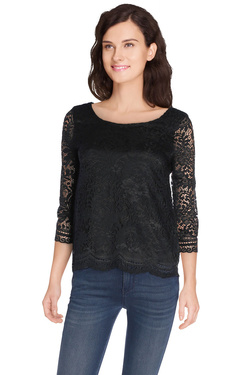 ONLY - Tee-shirt manches longues15127077Noir