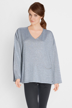 Pull ORFEO MOH.SWT889 Bleu ciel