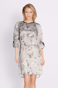 Robe ORFEO DARZEE.DS113 Gris clair
