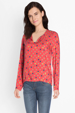 Blouse PAKO LITTO T1571 Rouge